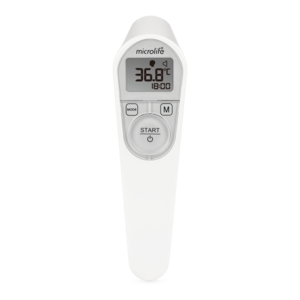 Termometro De Fiebre Microlife Ag Los termómetros de oído o de frente, aunque son convenientes, proporcionan mediciones de una fiebre sin causa aparente es motivo de mayor preocupación cuando se trata de bebés y niños que. termometro de fiebre microlife ag