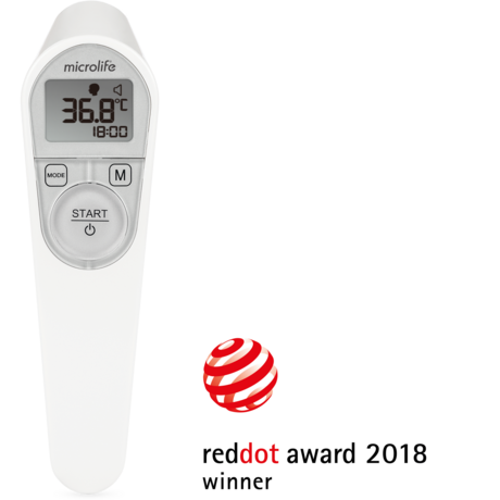 NC200 red dot award 2018 winner